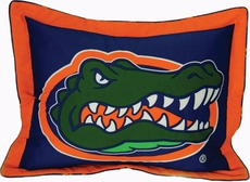 College Covers University of Florida Quilted Sham