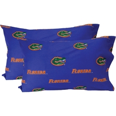 College Covers University of Florida Pillowcase Pair