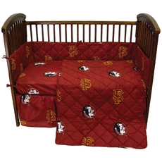 College Covers Florida State University 5 piece Crib Set