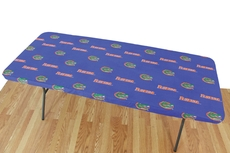 College Covers University of Florida Gators 6 Foot Table Cover