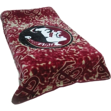 College Covers Florida State University Throw Blanket