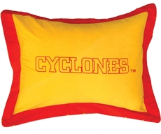 College Covers Iowa State University Quilted Sham