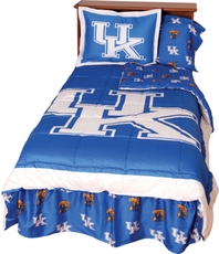 College Covers University of Kentucky Comforter Set