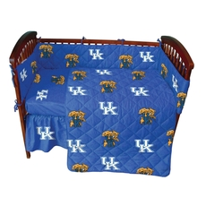 College Covers University of Kentucky Crib Set