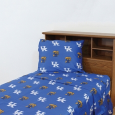 College Covers University of Kentucky Sheet Set