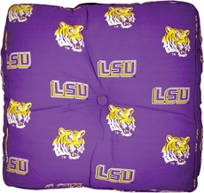College Covers Louisiana State University Floor Pillow