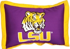 College Covers Louisiana State University Quilted Sham