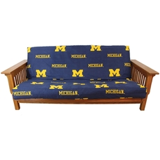College Covers University of Michigan Futon Cover