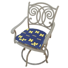College Covers University of Michigan D Chair Cushion