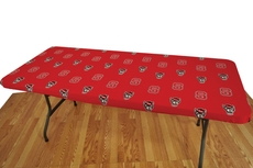 College Covers North Carolina State University 8 Foot Table Cover