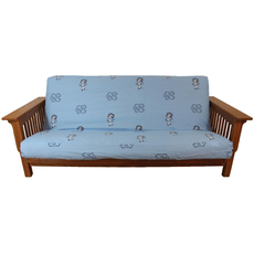 College Covers University of North Carolina Futon Cover