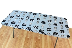 College Covers University of North Carolina 8 Foot Table Cover
