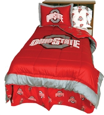 College Covers Ohio State University Comforter Set