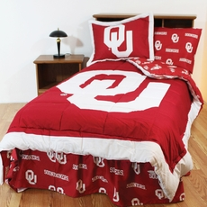 College Covers University of Oklahoma Bed in a Bag