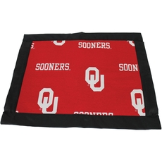 College Covers University of Oklahoma Placemat with Border Set of 4
