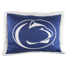 College Covers Penn State University Quilted Sham