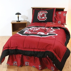 College Covers University of South Carolina Bed in a Bag