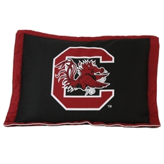 College Covers University of South Carolina Quilted Sham