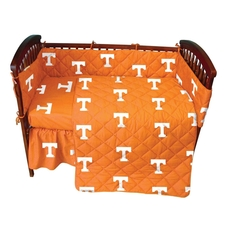 College Covers University of Tennessee Crib Set