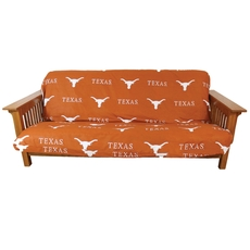 College Covers University of Texas Futon Cover