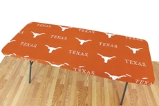 College Covers University of Texas Longhorns 8 Foot Table Cover
