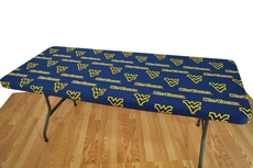 College Covers University of West Virginia 8 Foot Table Cover