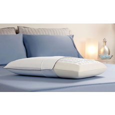 Cooling Cube Bed Pillow by Comfort Revolution