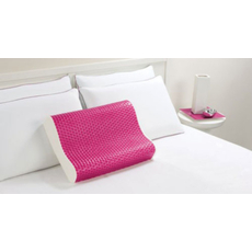 Comfort Revolution Hydraluxe Bubble Contour Pillow