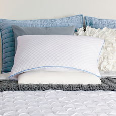 Sealy Half and Half Bed Pillow by Comfort Revolution