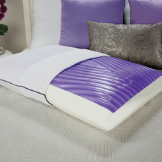 Sealy Optimum Optigel Memory Foam Pillow by Comfort Revolution