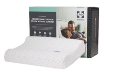 Sealy Response Performance Memory Foam Contour Pillow with Gel Support by Comfort Revolution