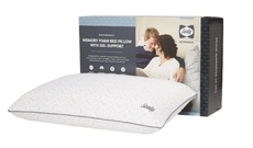 Sealy Response Performance Memory Foam Standard Bed Pillow with Gel Support by Comfort Revolution