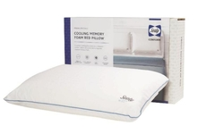 Sealy Conform Premium Chill Cooling Memory Foam Standard Bed Pillow by Comfort Revolution