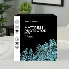 Protect-A-Bed Therm-A-Sleep Cool Queen Mattress Protector