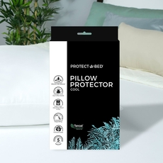 Protect-A-Bed Therm-A-Sleep Cool Standard Pillow Protector