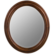 Cooper Classics Addison Oval Mirror in Vineyard