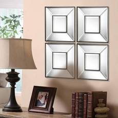 Cooper Classics Olivia Mirror Set of 4