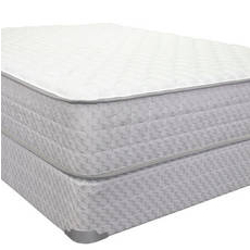 Queen Corsicana Arabella Chenille Firm Mattress