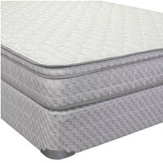 Twin Corsicana Arabella Cora Euro Top Mattress