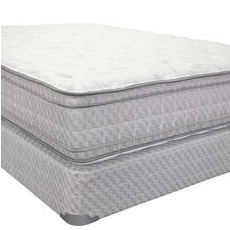 Twin XL Corsicana Arabella Merrick Double Sided Euro Top Mattress