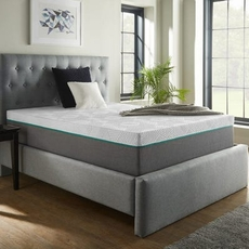Twin Corsicana Renue Copper 14 Inch Hybrid Medium Mattress