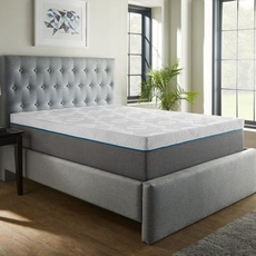 Queen Corsicana Renue Copper 14 Inch Medium Firm Mattress