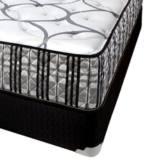 Twin XL Corsicana Sleep Inc 8542 Fitzgerald Elite Plush 12 Inch Mattress