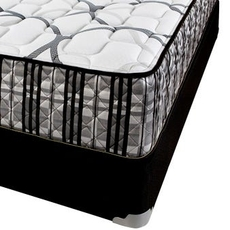 Queen Corsicana Sleep Inc 8544 Fitzgerald Elite Firm Mattress
