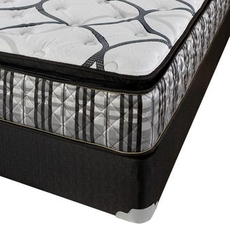 Twin XL Corsicana Sleep Inc 8547 Fitzgerald Elite Pillow Top Mattress