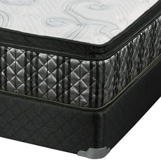 Cal King Corsicana Sleep Inc 8560 Fitzgerald Platinum Pillow Top 15 Inch Mattress