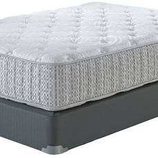 Sleep Inc by Corsicana Palomar Double Sided Plush Cal King Size Mattress