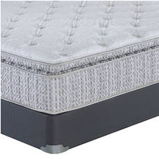 Sleep Inc by Corsicana Saybrook Pillow Top King Size Mattress