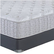 Sleep Inc by Corsicana Saybrook Plush Twin Size Mattress