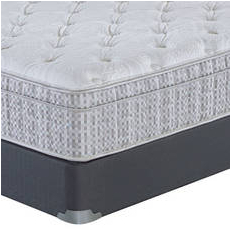 Sleep Inc by Corsicana Sequim Euro Top Queen Size Mattress